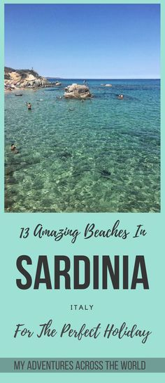 Sardinia, Italy: the