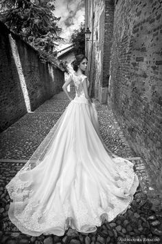 Alessandra Rinaudo 2015 Wedding Dresses | Wedding Inspirasi  #bridal #wedding #weddingdress #weddinggown #weddings