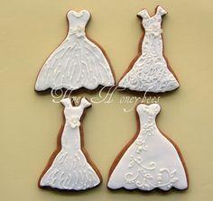 Wedding Dresses | by Three Honeybees
