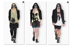 Black Metal Fashion Show