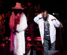 George Clinton and Parliament Funkadelic | River To River Festival