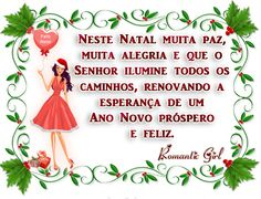 Romantic Girl: Feliz Natal!!!!