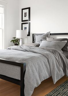 Bon We Worked Directly With An American Fabric Mill To Bring You This  Sophisticated Bedding. The