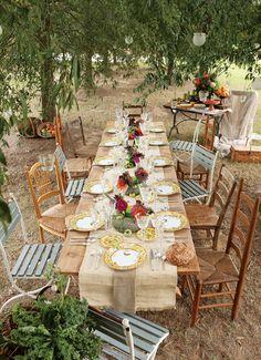 Das perfekte Dinner im Garten – Ideen für die Tischdeko - FLAIR fashion & home