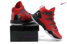 online retailer 05dca fee61 Air Jordan XX8 SE Rosso Nero Uomo scarpe di marca