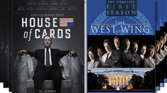 Vote and debate which series is your favourite: House of Cards or The West Wing?