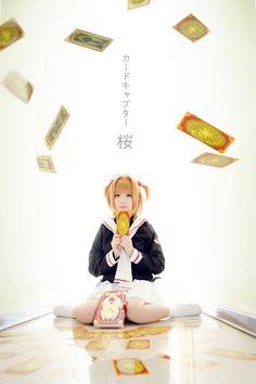 Sakura Kinomoto | YuyA - WorldCosplay