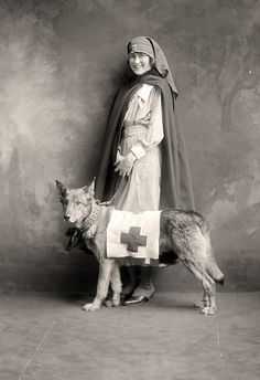 World War I Nurse, 1914-1918