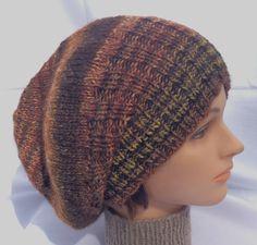 Slouchy Hat Brown Slouchy Hat Brown Slouchy Beanie Slouchy Beanie Ladies Slouchy Hat Knit Slouchy Hat Knitted Slouchy Hat - pinned by pin4etsy.com