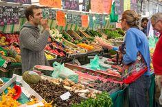 Paleo on a Budget - Farmers market
