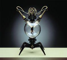 Frank Buchwald lamps