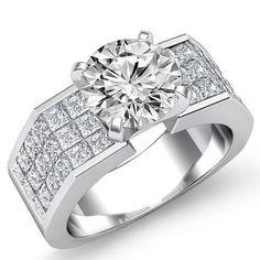3 Row Channel Set Oval Diamond Engagement Ring GIA F Clarity Platinum Heart Diamond Engagement Ring, Engagement Rings Channel Set, Solitaire Engagement, Wedding Engagement, Princesses, Cartier, Dior, Louis Vuitton, Pear Diamond