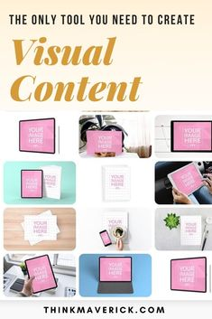 Whether you want to make infographics in blog posts, videos on Youtube, 3D covers for your latest book, showcase your product or online course on real-life environment, create image-based memes on Twitter, shareable images for Pinterest, Facebook, and Instagram posts, this 3D product mockup generator can help! It's 100% free. No coding or design skill needed. Give it a try, and include it as part of your marketing and design arsenal. #visualcontent #marketing #graphicdesign #socialmedia…