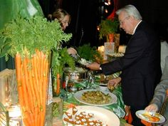 Frog Commissary Catering » Food Stations