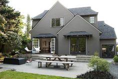 Modern Portland Landscape - modern - exterior - portland - by risa boyer architecture