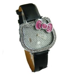 Hello Kitty Watch http://www.perfect-gift-store.com/best-hello-kitty-watches-for-women.html