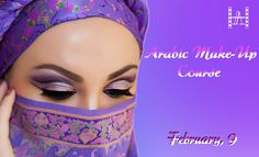 http://www.make-up.ae/arabic-make-up-course-7/ Arabic Make-Up Course  Join to learn the most popular Arabic make-up technique