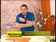 Explica como hacer el TRAZADO FINAL  de la MANGA BASE   Hermenegildo Zampar - Bienvenidas TV - Explica como hacer el Trazado Fin...