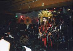 X japan x-japan Speed metal hide matsumoto hide mockingbird fernandes guitar b.c. rich