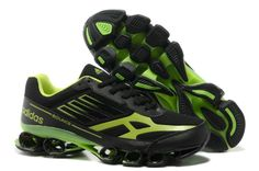Adidas Bounce Titan 5 V Mens Black Green Athletic Running Shoes adidas megabounce Regular Price: $185.00 Special Price $93.89 Shoes Type: Bounce Titan 5 V Brand: Adidas Gender: Mens Color: Black Green Purposes: Athletic Running Shoes Size: 40-45