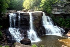 Blackwater Falls, West Virginia....this is where Barry proposed to me!