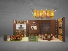 Exhibition stand ОРИМЭКС GXgroup on Behance Interior Architecture, Interior Design, Booth Design, Exhibition Stands, Behance, House, Home Decor, Facades, Houses