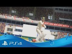 Developed in close collaboration with Cricket Australia, Ashes Cricket is one of the most realistic and authentic recreations of the sport ever created - fea. Ps4 Price, Ashes Cricket, Cricket Games, Battle, Sports, Hs Sports, Sport