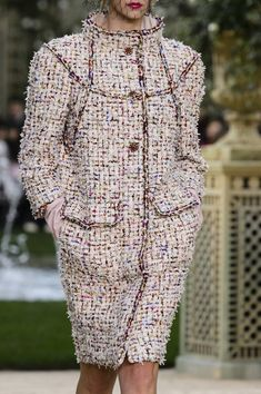 Chanel at Couture Spring 2018 - Details Runway Photos