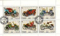 oldtimer stamps by artwolf2009, via Flickr