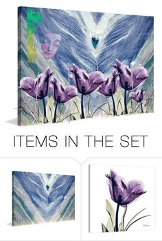 """""""Purple"""" by radithyafebrian ❤ liked on Polyvore featuring art"""