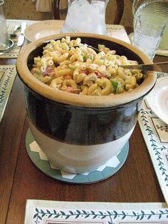 Old Fashioned Mac Salad Recipe