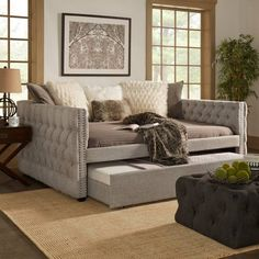 Product Image for Verona Home Cambria Daybed with Trundle 2 out of 2