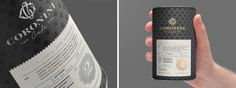 Coronini Cafe — The Dieline - Branding & Packaging