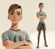 http://tangens.cgsociety.org/art/boy-blender-character-cartoonish-funny-dylan-cartoon-3d-1360381