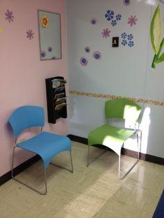 Luxury Pediatric Waiting Room Furniture