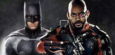 A CinemaCon está rendendo muito sobre o próximo filme da DC, Esquadrão Suicida. Will Smith, que vai dar vida ao Pistoleiro na trama, falou sobre um possível confronto entre o seu personagem e o Homem Morcego no longa. Em uma pequena entrevista no tapete vermelho da CinemaCon, Will Smith confirmou que o Pistoleiro e o …