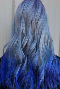 Cold As Ice Modern Hair Color Ideas 2019 - All About Hairstyles Latest Hair Color, Cool Hair Color, Crazy Colour, Cut And Color, Modern Hairstyles, Trendy Hairstyles, Hair Highlights, Hair Dos, Dyed Hair