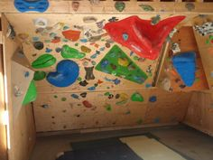 home climbing wall - Google Search