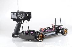 HSP 94123 rc Drift Car 1/10 4wd On Road Racing Brushless or brushes Car FlyingFish High Speed Hobby Models p1