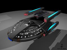 I believe you all know the Constellation-class. The USS Stargazer, Jean-Luc Piccards first starship, was a Constellation-class. Me, I always liked the engine configuration with the four nacelles. H...