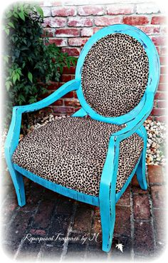 Check out this item in my Etsy shop https://www.etsy.com/listing/232543712/leopard-accent-chair-leopard-chair