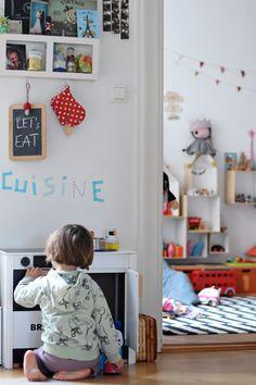 Brio's new toy kitchen - Paul & Paula