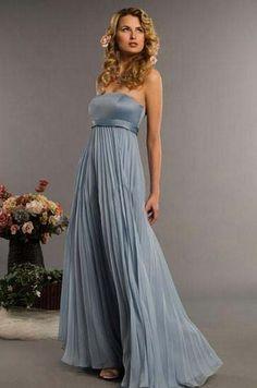 Lovely bridesmaid dress!