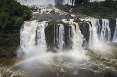 When have you visited a waterfall this poetic? | 21 Photos That Prove Brazil Is Literally Heaven On Earth