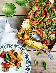Uunijuuressalaatti | Salaatit, Lisukkeet | Kodin Kuvalehti
