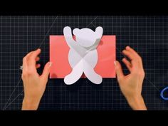 Watch more How to Make Pop-Up Cards and Crafts videos: http://www.howcast.com/guides/679-How-to-Make-PopUp-Cards-and-Crafts Subscribe to Howcasts YouTube Channel - http://howc.st/uLaHRS Learn how to make a teddy bear pop-up card in this pop-up cards and crafts video tutorial from Howcast. Expert: Jessica Tice-Gilbert Howcast uploads the high...