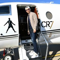 Juventus star Cristiano Ronaldo seems set for Turin after all as his private jet has finally landed in Madeira. Cristiano Ronaldo was rep.