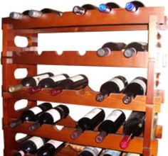Hot To Easily Build A Beautiful Modular Wine Rack
