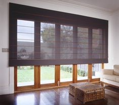 Roman blinds | Blinds Melbourne | Blinds Curtains| Window Blinds | Wooden Blinds - Fabric Roller Blinds
