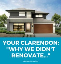 Adam, who lives with his family and new puppy in our Highgrove Box Hill estate, shares his Clarendon build story with us. Like so many, thoughts of renovating had crossed his mind a number of times... until Clarendon showed him a solution that was easier, less stressful and more financially viable... #Clarendonhomesnsw #Clarendonhomes